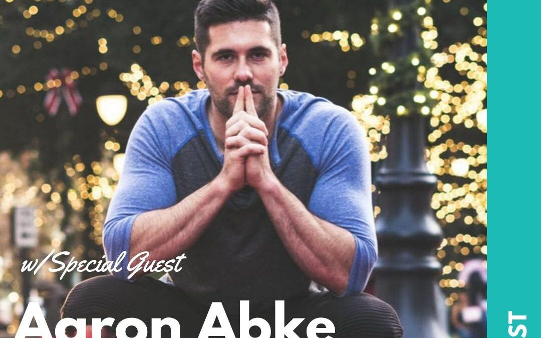 Podcast Interview with philosopher & spiritual teacher Aaron Abke