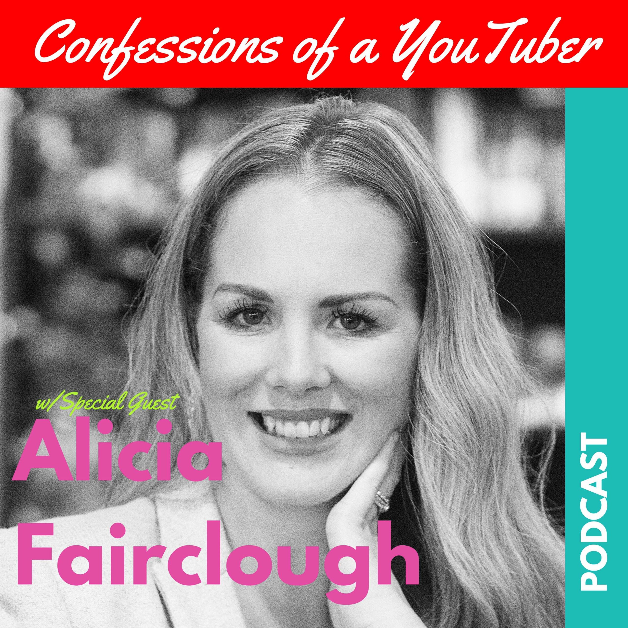 Alicia Fairclough tells her secret to creating a profitable Personal Brand on YouTube & shares her Entrepreneur story.