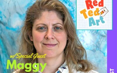 Podcast Interview with extraordinary Kids Arts & Crafts Influencer Maggy Woodley