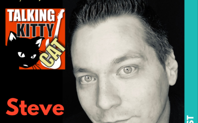 Podcast Interview with Steve Cash from Talking Kitty Cat