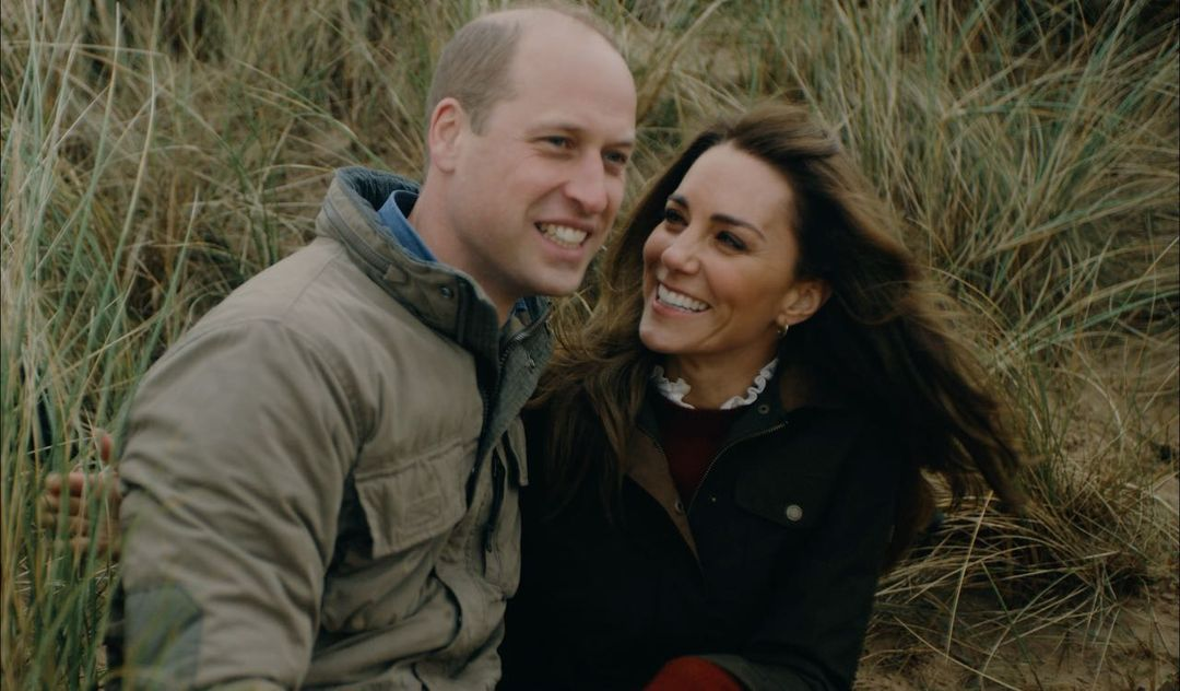 Prince William & Kate Middleton Announce New YouTube Channel